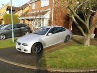 BMW 320D M Sport 2008 coupe