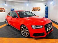 2015 AUDI A4 S-LINE BLACK EDITION+ ** FULL AUDI SERVICE HISTORY ** OUTSTANDING CONDITION **