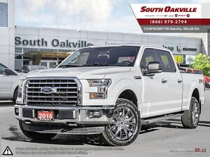 2016 Ford F-150 XTR | 4X4 | BACKUP CAMERA | NAVIGATION | REMOTE