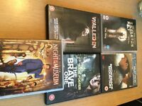 Great selection of DVDs for sale