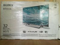 """Sony Bravia KDL-32WD752 32"""" 1080p FHD LED LCD - Unopened/Unused New Condition"""