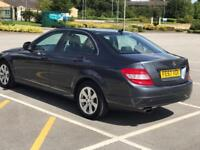 Mercedes C220 CDI **Panoramic Roof+Auto**