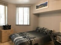 Newly refurbished double Studio near the centre of Brighton and close to the sea.