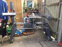 Shopsmith Mark V combination woodworking machine
