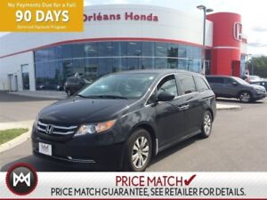 2016 Honda Odyssey EX-RES ,POWER SLIDING DOORS, HEATED SEATS, PO