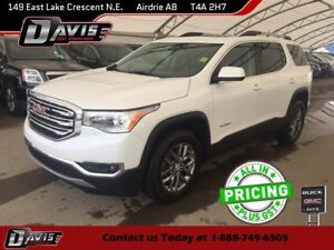 2017 GMC Acadia SLT-1 HEATED SEATS, BOSE AUDIO, POWER LIFTGATE