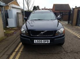 Volvo XC90 2.4 TD D5 SE Geartronic 7 seats