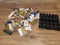 Job Lot of travel sized cosmetics - Elemis, The White Company, L'Occitane