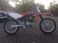 HONDA CRF80F Kids dirt bike motocross not pit bike YZ KX