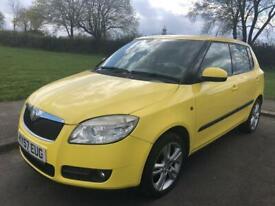 image for Skoda Fabia 1.4 TDI £30 Roadtax  Spares or Repairs