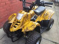 Loncin Quad and kymco quad