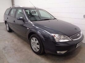 FORD MONDEO DIESEL ESTATE , 2006/56 REG, LOW MILES + HISTORY, YEARS MOT, FINANCE AVAILABLE, WARRANTY