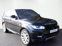 Land Rover Range Rover Sport SDV6 HSE DYNAMIC (black) 2014-03-01