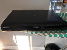 Panasonic and LG DVD player recorders