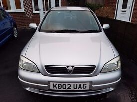 Vauxhall Astra 1.4 LS 107k Low Insurance Group