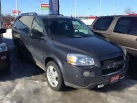 2008 Chevrolet Uplander FWD * DVD * LEATHER * JUST REDUCED WAS $