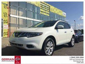 2014 Nissan MURANO AWD SL **INSPECTÉ ET CERTIFIÉ**