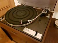 Pioneer 33/45 record player turntable