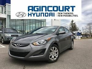 2014 Hyundai Elantra GL AUTO/HEATED SEATS/EXT. WAR TIL 2021