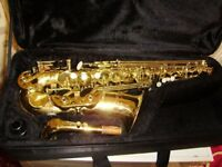 Saxophone, good condition