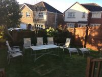 Garden furniture- Free!!!