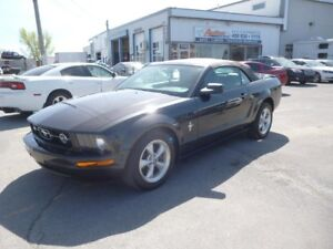 2007 Ford Mustang V-6 CUIR