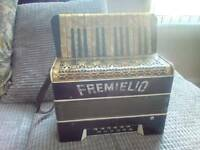 Accordian with case £20