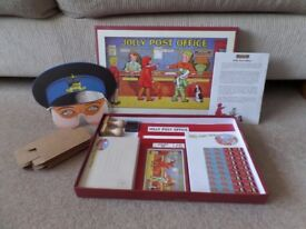 BNWT - Jolly Post Office - retro game /toy