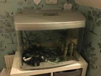 Fish tank aqua one AR 620