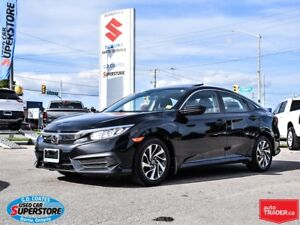 2016 Honda Civic Sedan EX ~Power Moonroof ~Heated Seats ~Backup