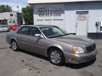 2000 Cadillac DeVille DTS MAG TOIT OUVRANT