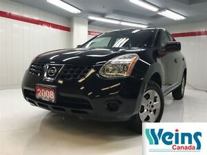 2008 Nissan Rogue 2WD Sport Utility Vehicle 2.5L 4Cyl