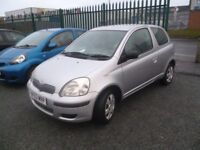 Toyota YARIS T3,3 door hatchback,full MOT,great car,clean and tidy,runs and drives well,great mpg
