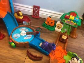 Kids toy - vetch zoo (7 animals)