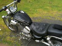 Yamaha Virago XV 535 custom