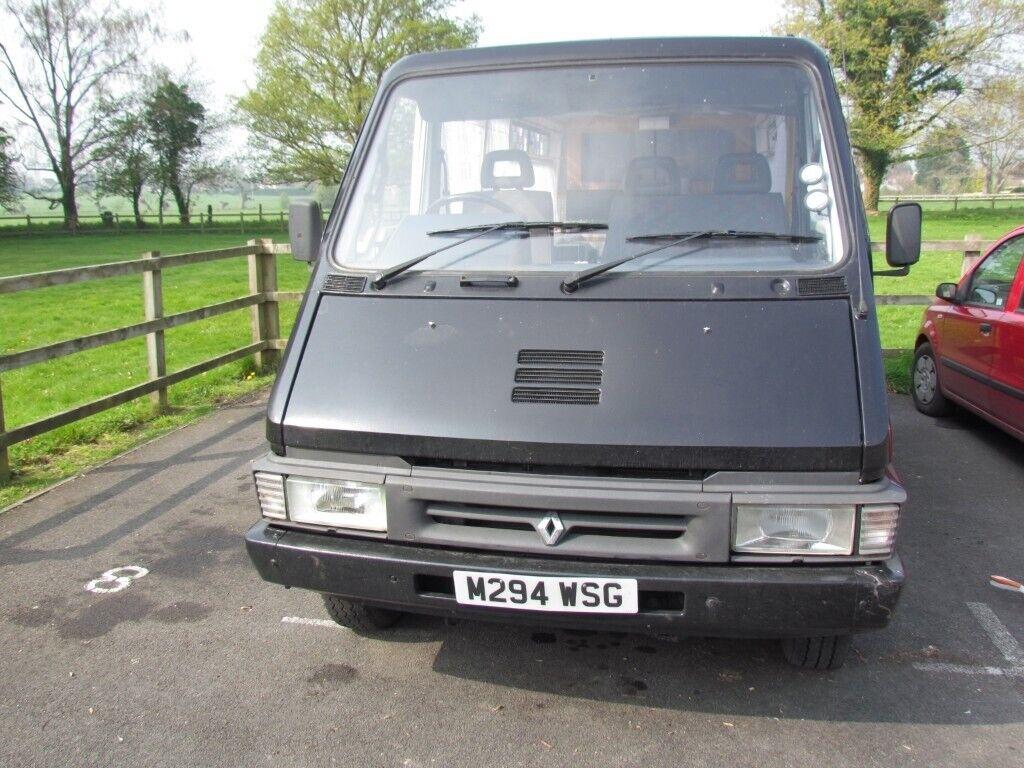 a4e810e609a Renault Master 1995 LWB MK1 Camper van   in Trowbridge, Wiltshire   Gumtree
