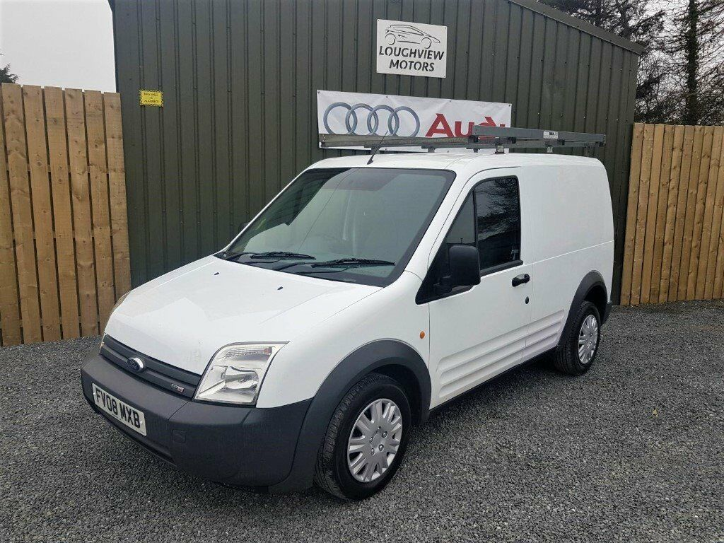 2008 Ford Transit Connect T200 75 1 8 Tdci 12 Months Psv
