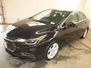 2016 Chevrolet Cruze LTZ- BACK-UP CAM! ALLOYS! NAV! LEATHER!