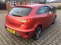 Seat Ibiza 1.4 turbo Bocanegra 180 bhp may px