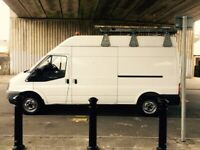Reliable Man with large van.