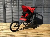 Out n About Nipper V4 Sport Running Buggy £125ovno