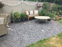 SOLD Slate shale pebbles for garden