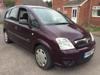 Vauxhall Meriva 1.4 petrol 2006/06 plate done only 40k miles