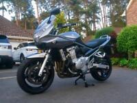Suzuki Bandit 650 K9 16k Miles Not 600 1200 1250 GSF