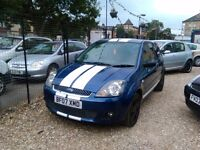ford fiesta st lookalike 2007 1300 cc only 70,000 miles