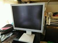 "19"" LCD MONITOR SECURITY OR PC"