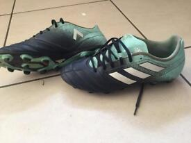 Football boots size 9