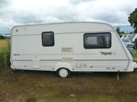 BAILEY PAGEANT IMPERIAL, 2 BERTH, 2001 MODEL