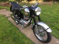 Royal Enfield 250 Crusader Sports 1961 Bike
