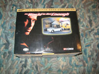The World Is Not Enough BMW Z8 Diecast Car With Diorama (Cash Only/Buyer Collects)